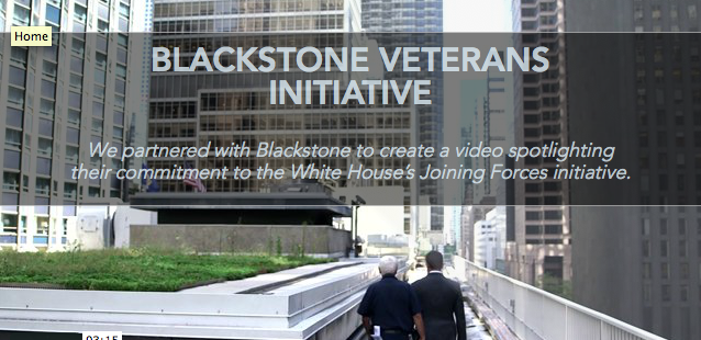 Production Sound Mixer and Location Audio for Blackstone Veterans Initiative, Waveswarm / Justin Lacroix
