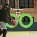 Kyrie Irving in Beyond Meat