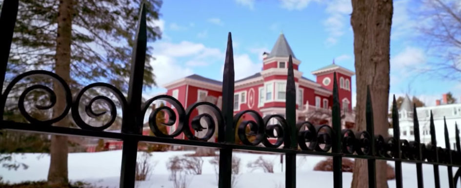 Stephen King's House — Pet Semetery
